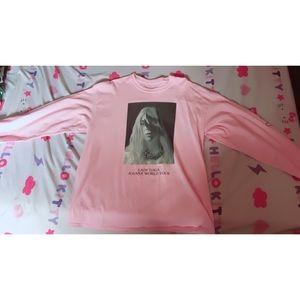 7b7454c8c Lady Gaga Joanne Tour Merchandise Long Sleeve NWT